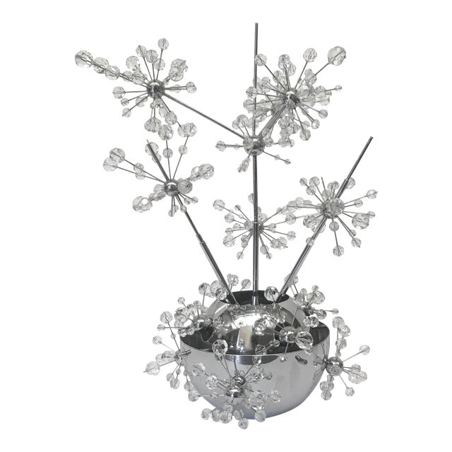 Dandelion Table Lamp by Emil Stejnar For Sale