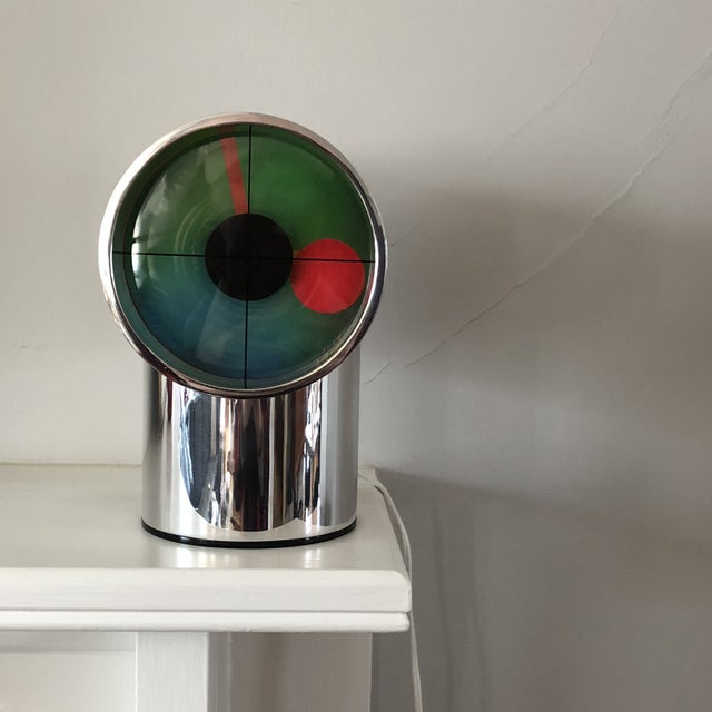 1970s The Aurora Clock For Sale - Image 5 of 9