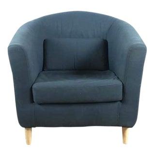 Mid-Century Modern Style Armchair