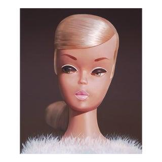 """Debutante Ball"" Barbie Oil Painting For Sale"