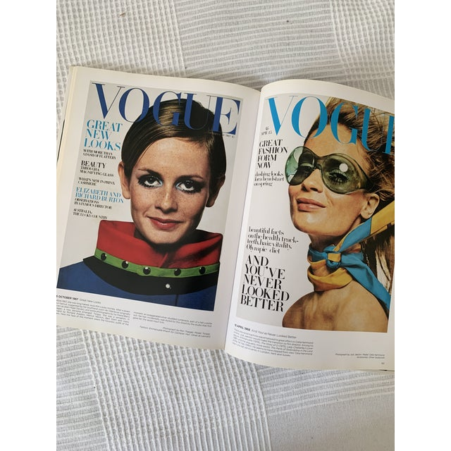 Contemporary Vogue Covers Coffee Table Book For Sale - Image 3 of 4