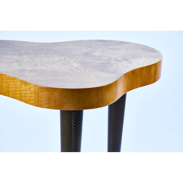 Gilbert Rohde Occasional Table, for Herman Miller, 1940's For Sale In Detroit - Image 6 of 9