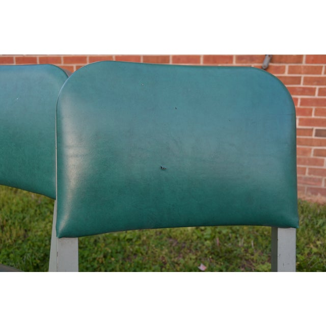 Steelcase Mid Century Office Chairs - Set of 4 For Sale - Image 6 of 8