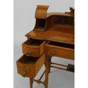 "American Victorian Gothic Revival Oak ""Carlton House"" Desk Preview"