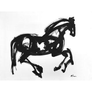 Horse Prance I For Sale