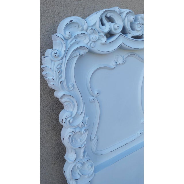 French Louis XV Style Bed Frame - Image 7 of 8