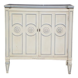 Image of French Country Storage Cabinets and Cupboards