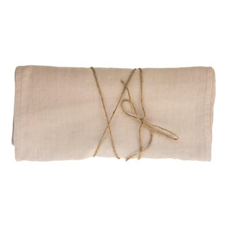 Sable Linen Runner For Sale