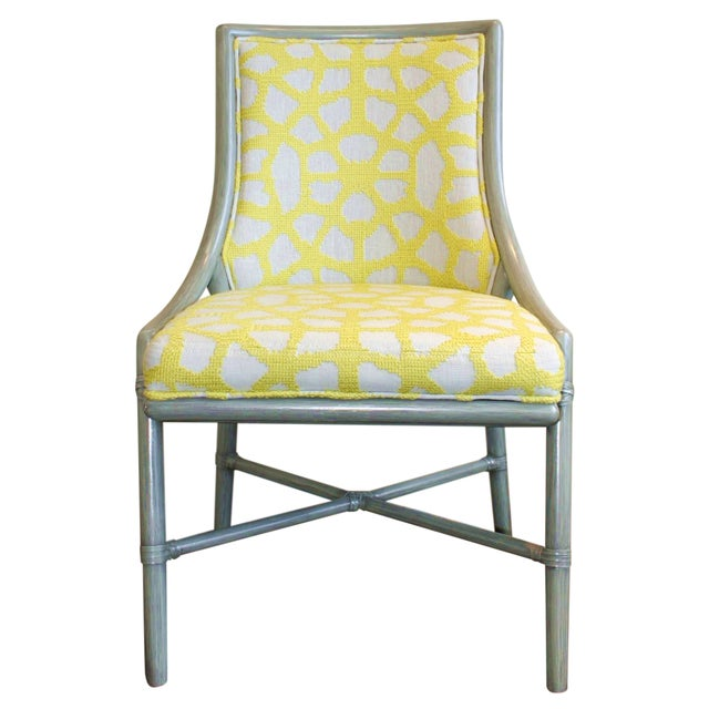 McGuire Laura Kirar Passage Dining Side Chair For Sale