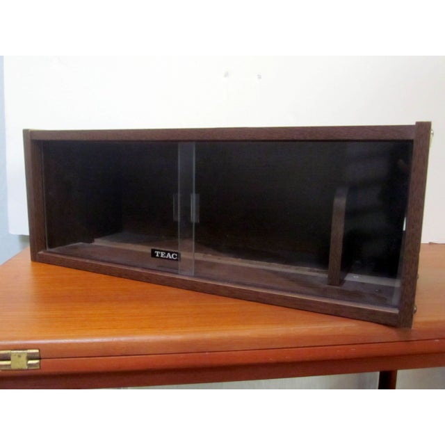 Vintage Danish Teac CD Cabinet - Image 4 of 7