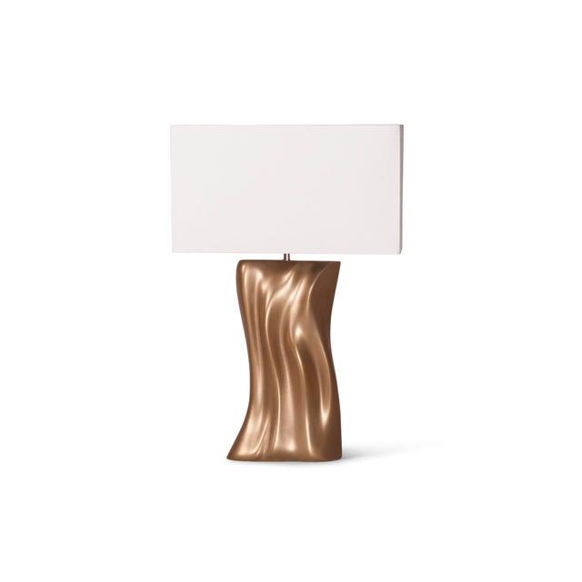 Amorph Doris Table Lamp - Gold Finish For Sale - Image 9 of 9