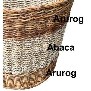 Arurog Abaca Woven Basket Preview