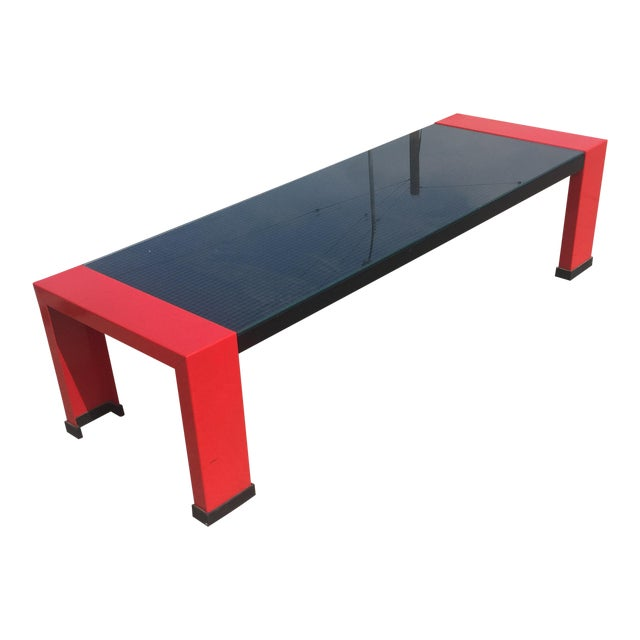 Bieffplast Post Modern Italian Coffee Table Chairish - Post modern coffee table