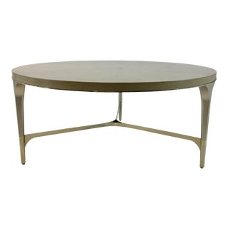 Caracole Modern Piece of Pi Cocktail Table For Sale