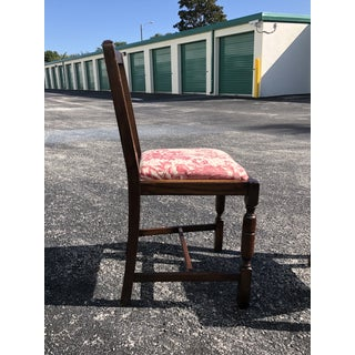 Antique Drop-Leaf Dining Room Table and 4 Chairs Preview