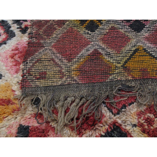 Ait Youssi Moroccan Berber Rug For Sale - Image 10 of 10