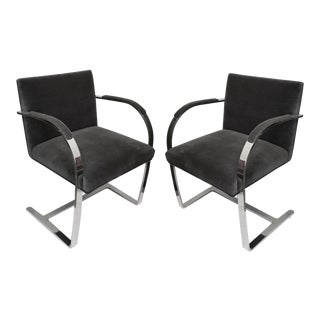 Pair of Knoll Brno Chairs For Sale