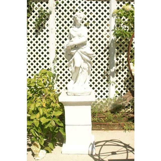The Four Seasons on Plinths For Sale - Image 4 of 8
