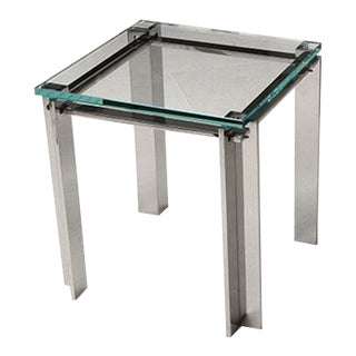 Maxine Snider Inc. Gambit Side Table For Sale