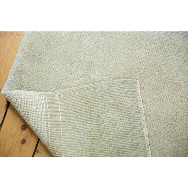 """Distressed Oushak Rug - 4'6"""" X 8' For Sale - Image 12 of 13"""