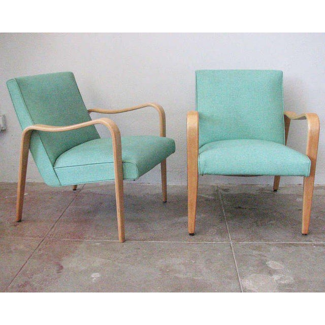 Pair of Thonet Bentwood Armchairs - Image 3 of 6