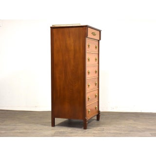 Cherry and Mahogany Lingerie Chest Dresser Preview