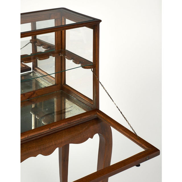 French Art Deco Champagne Cabinet/Bar For Sale - Image 9 of 12