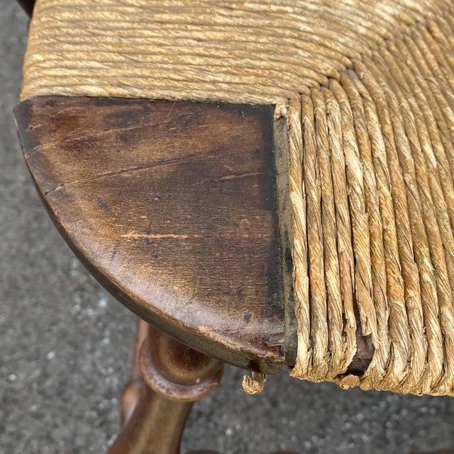 Antique Sack Back Windsor Chair For Sale In Philadelphia - Image 6 of 13