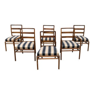 Vintage Mid-Century Widdicomb Dining Chairs - Set of 6 For Sale