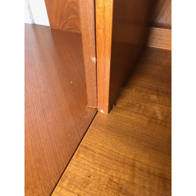 Mid Century Teak Modular Wall Unit by G Plan For Sale - Image 10 of 13