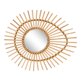 Curated Kravet Elis Mirror - Natural For Sale