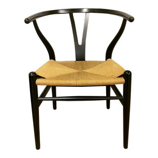 1960s Vintage Hans Wegner Wishbone Chair For Sale