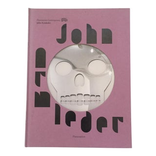 "2005 ""John Armleder"" First Edition Monograph Art Book For Sale"