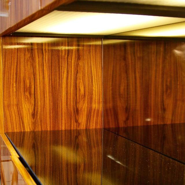 Leon Rosen for Pace Illuminated Double Bar - Image 6 of 7