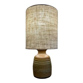 Vintage Ceramic Lamp For Sale