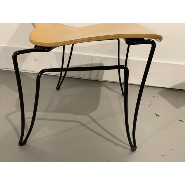 1980s Vintage John Hutton for Donghia Anziano Dining Chair For Sale - Image 5 of 11
