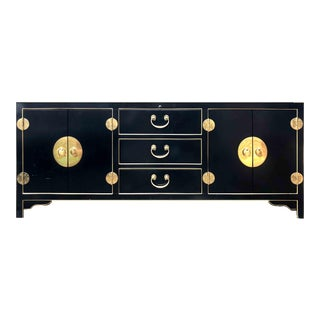 Modern Sligh Pacific Isle Console For Sale