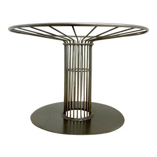 Vintage Industrial Steel Table Base
