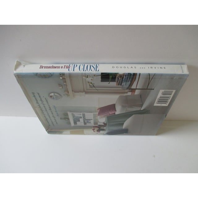 Brunschwig & Fils Up Close Hard Cover Book For Sale In Miami - Image 6 of 7