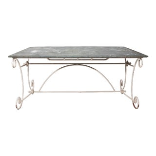Garden Dining Table For Sale