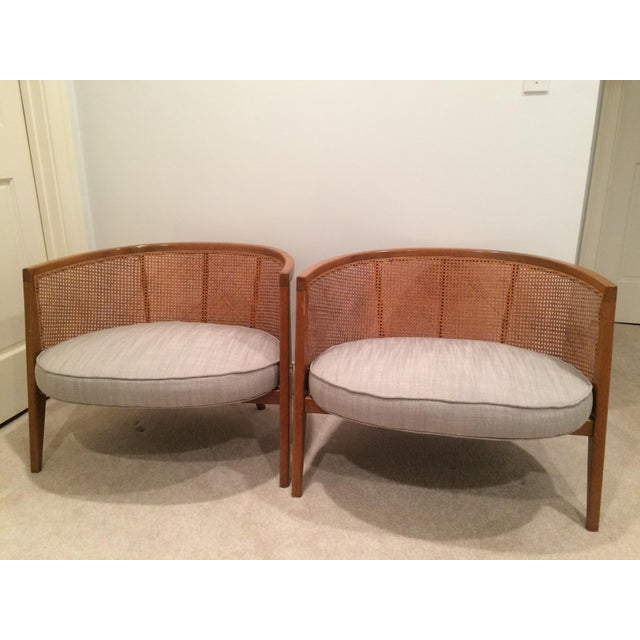 Harvey Probber Model 1066 Hoop Chairs - A Pair - Image 2 of 8