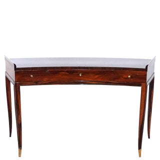 20th Century French Three-Drawer Writing Desk For Sale