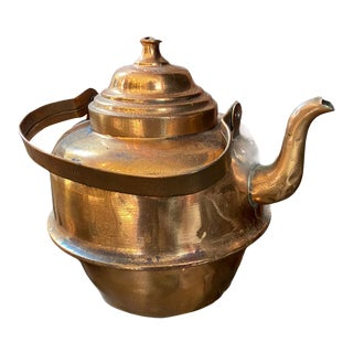 Whistling Two-Part Tea Kettle For Sale