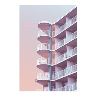 """Balconies"" Archival Pigment Photo Print"