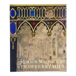Horace Walpole's Strawberry Hill Book For Sale