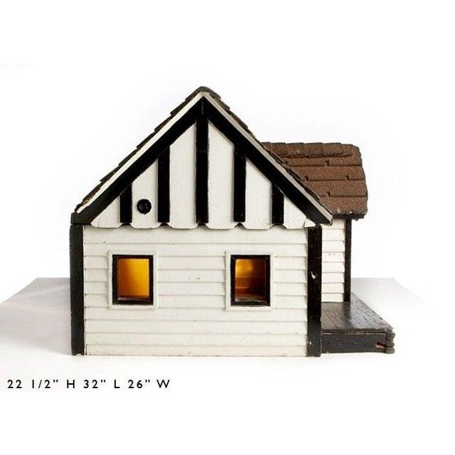 Vintage Craftsman Doll House - Image 4 of 5