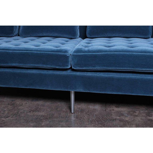 1950s Edward Wormley for Dunbar Sofa Model 4907A For Sale - Image 5 of 11