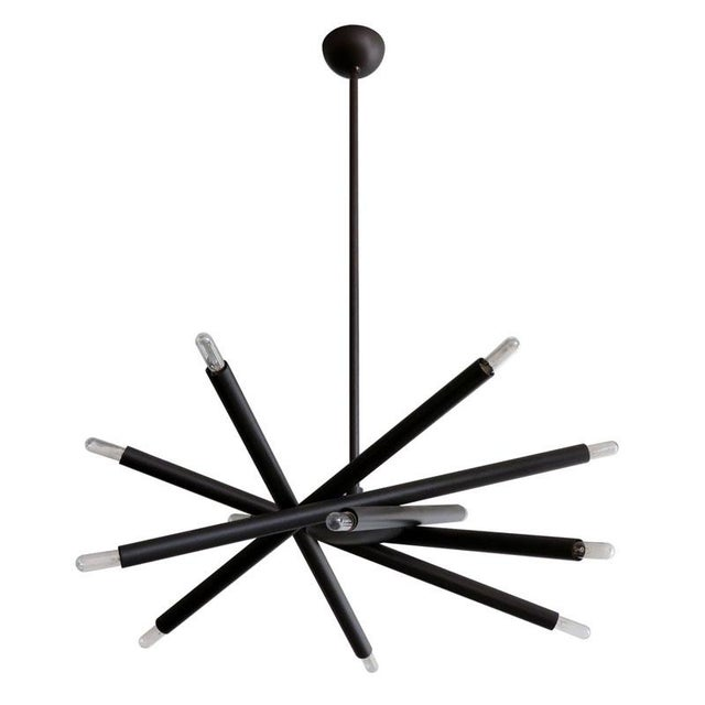 Gallery L7 Spiral Orb Chandelier For Sale - Image 11 of 11