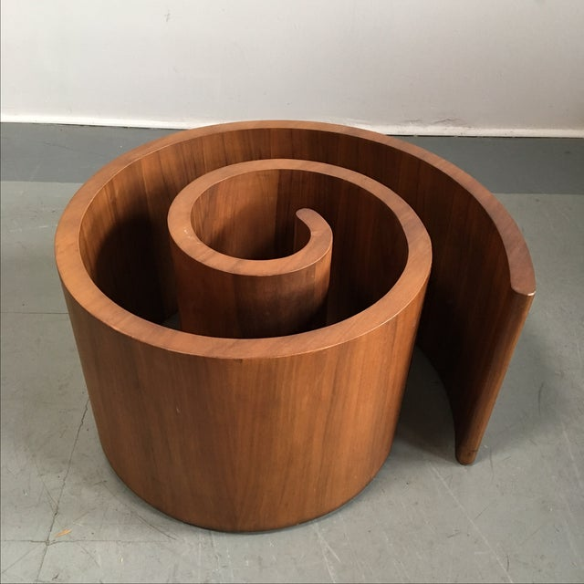 Kagan Snail Coffee Table - Image 7 of 7