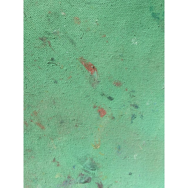 Abstract Abstract 'Dionysus' Painting by Sean Kratzert For Sale - Image 3 of 4